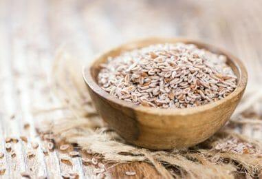 Flohsamen – Kleine nützliche Gesundheitshelfer für den Darm