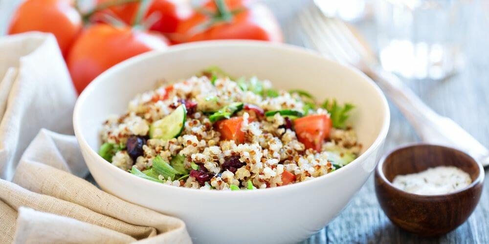 Quinoa Rezepte einfach