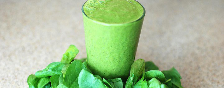 Grüne Smoothies – die Macht der grünen Kraft