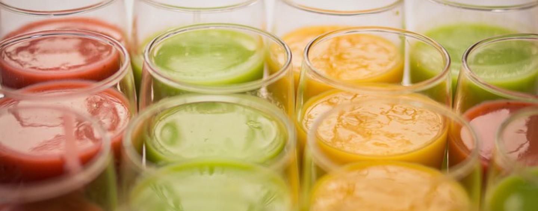 Frucht Smoothies – Obst zum Trinken