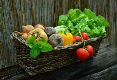 Nährstoffe in Lebensmittel damals vs. heute