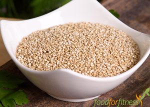 Quinoa ist gesund