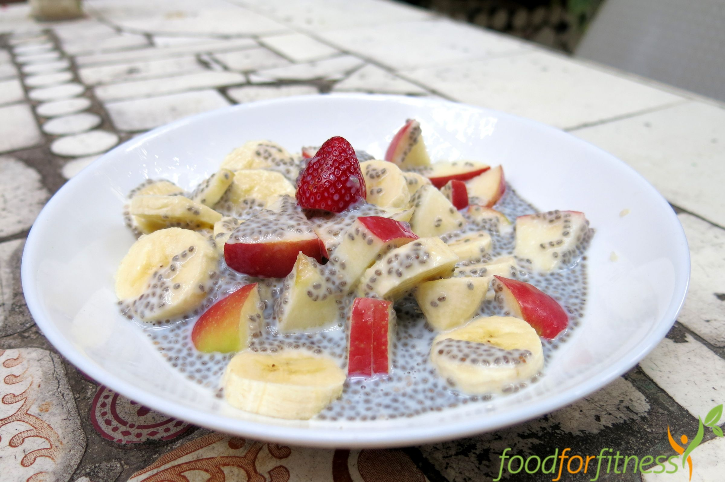 Chia Samen Rezepte Food For Fitness