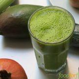 Grüne Smoothie Test Teil 8: Karottengrün-Smoothie