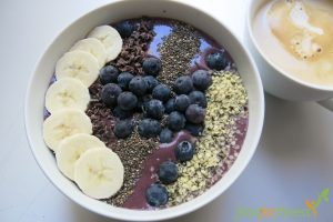 Acai Bowl - food for fitness