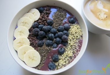 Acai Bowl: Rezept für den perfekten Start in den Tag
