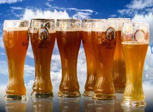 Bier und Sport