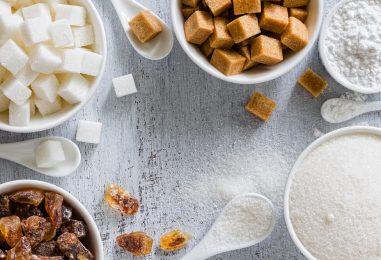 Zuckerarten, Zuckerersatz und deren Eigenschaften