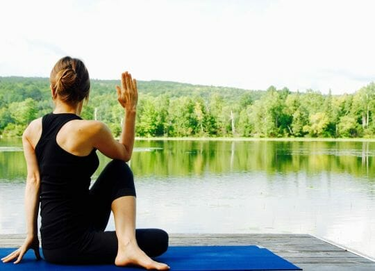 Yoga macht fit
