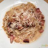 Konjak Spaghetti Carbonara