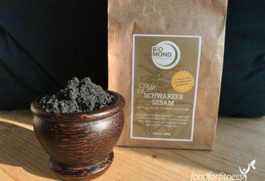 Schwarzer Sesam – Das Urkorn mit erstaunlichen Eigenschaften