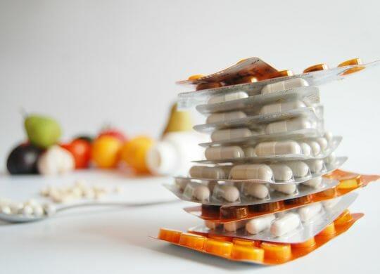 künstliche Vitamine