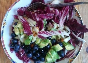 Leichter Sommersalat
