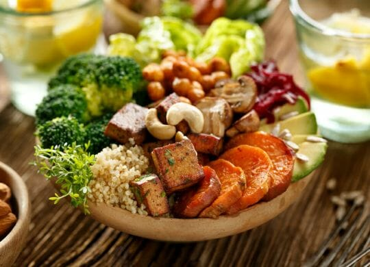 Protein für Veganer