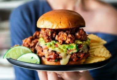 Vegane Burger – Wie gesund sind vegane Burger Patties?